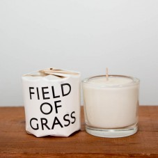 field of grass candle$17