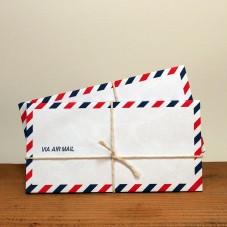 small airmail envelopes  $3.50