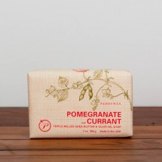 pomegranate soap $9