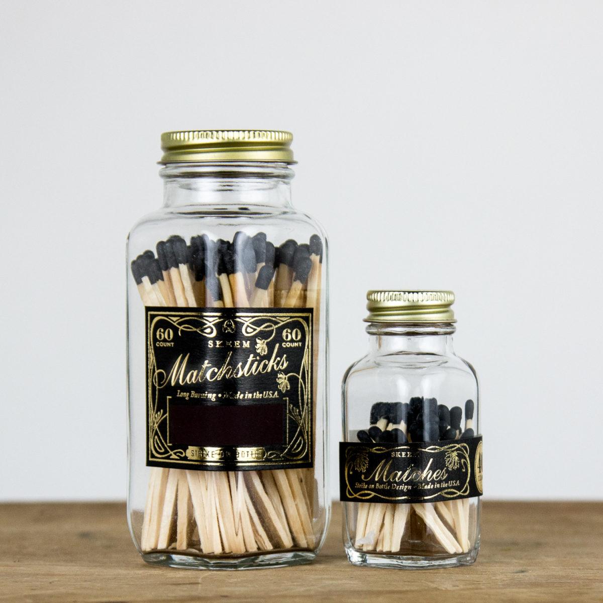 matchstick-jars