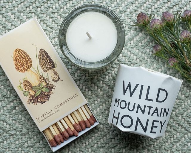 For the ones who are sweeter than honey! @tatineofficial candles make gifting so easy! Throw in a box of matches and you're good to go.