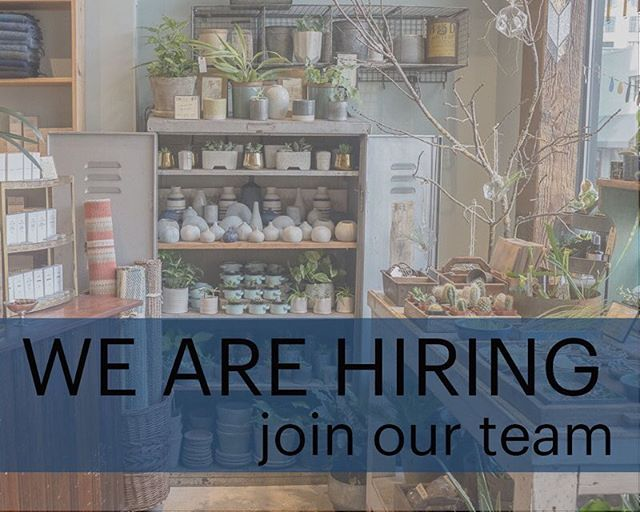Porch Light is looking for a friendly, organized person with recent retail experience to join our team.  Must be able to work weekends and holidays.  If you're interested please email your resume and a note introducing yourself to info@porchlightshop.com.  For more details visit us on Facebook @porchlightpdx