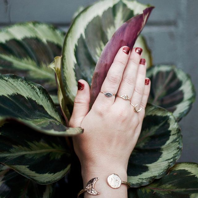 Nothing makes us more excited than beautiful jewelry and our plant babies. Both make great gifts for a friend or for yourself. ⠀ .⠀ .⠀ .⠀ .⠀ .⠀ .⠀