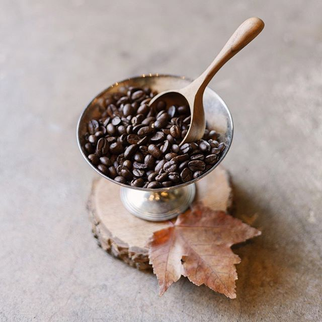 We have some great news to share with you: our favorite deep coffee spoons are back in stock. Just in time for these crisp and cool mornings when making coffee becomes a daily ritual.