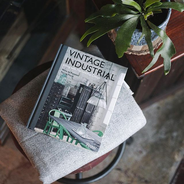 Books for the vintage/modern design lover.