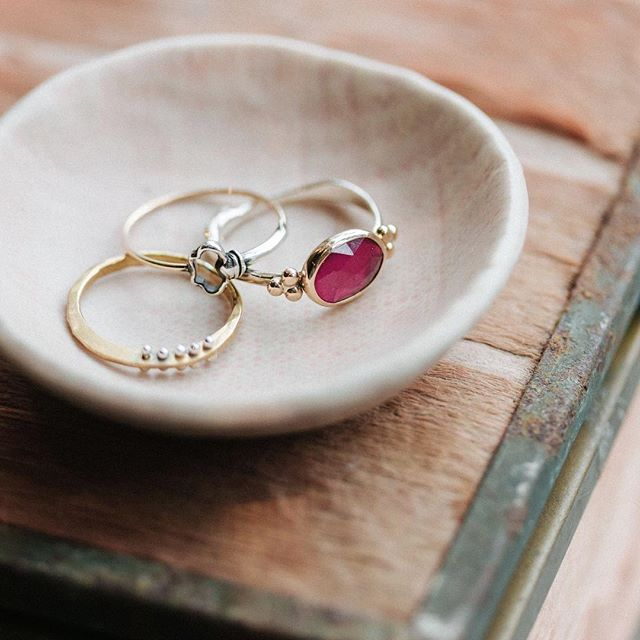 New rings from some of your favorites!