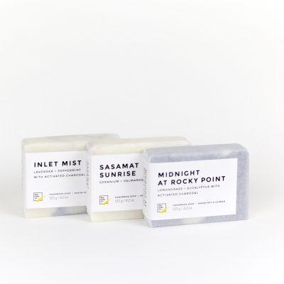 Pep Soap Bars: Vegan