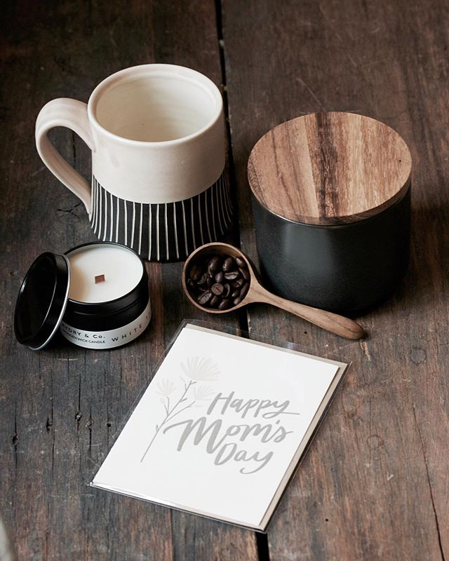 For the coffee loving mom.