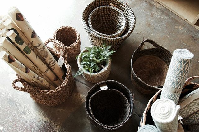 Need a new basket?  We've got some pretty sweet ones right now.