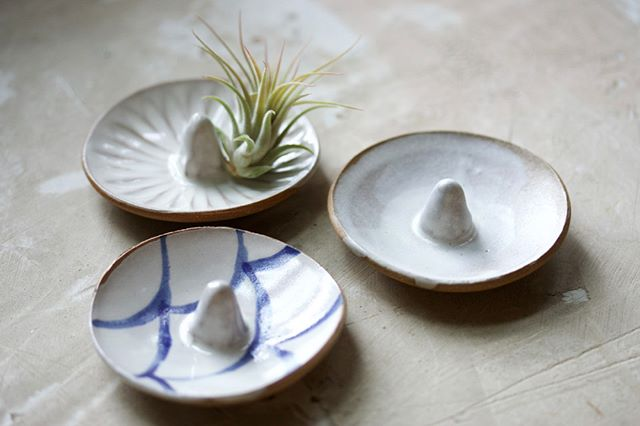 These adorable ring dishes went on sale! Scoop one while we still have them here
