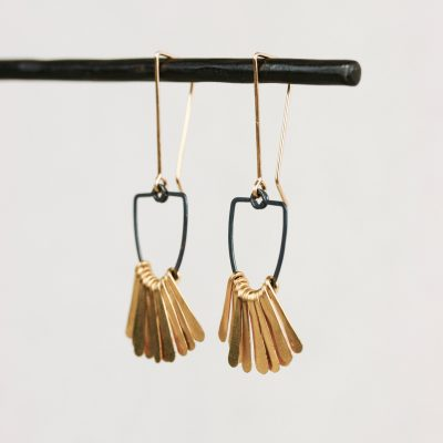 arc-fringe-earrings