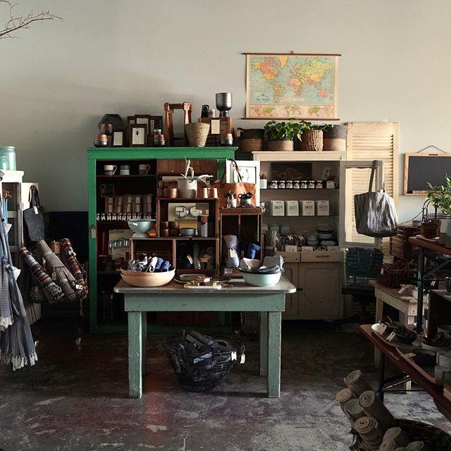Shop corners