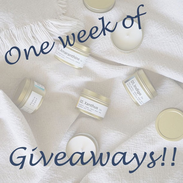 We've got some exciting news to share with you!  For one week, starting this Thursday, we will be giving away some of our favorite Porch Light products.  All you have to do is follow us @porchlightpdx and play along.  A few of the giveaways will have multiple winners, so your chances are great!  Tag your friends too so they can play along.  The more the merrier! . . . . . #
