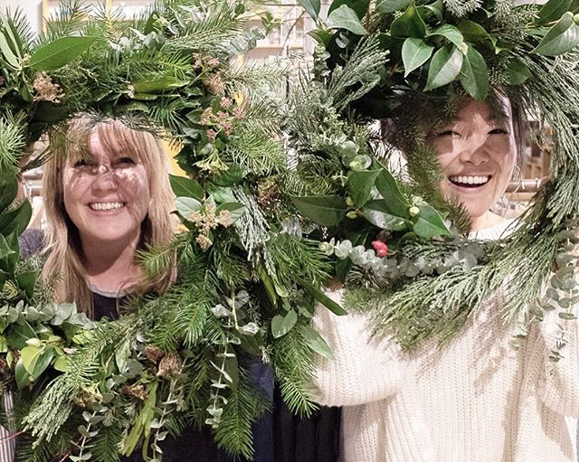 Join us on Thursday, November 15th or Thursday, December 6th from 6:30pm – 8:00pm to create your own wreath adorned with greens, seedpods, dried flowers & other natural foliage.⠀ ⠀ The workshop will be held here at Porch Light and will be led by our friends @thicketpdx !⠀ ⠀ The workshop is open to everyone and no prior experience is necessary, We'll provide a little creative direction, all the tools and supplies that are needed as well as a little wine and tea. Sign up soon as space is limited.  Cost $50 per person. If you sign up for a friend too please let us know their name and email address for confirmation.⠀See link in profile.
