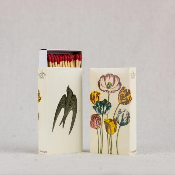 tulip-matches