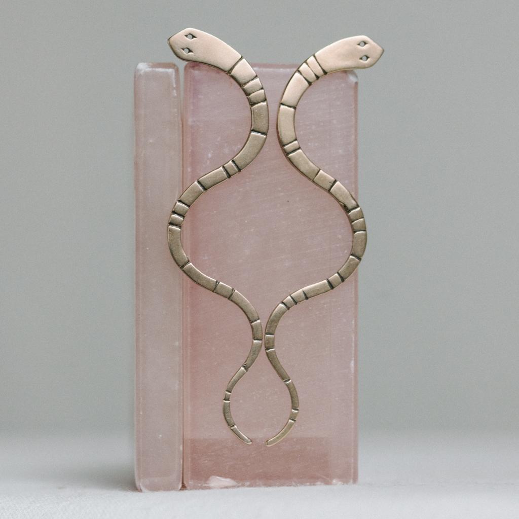 mamba-snake-earrings