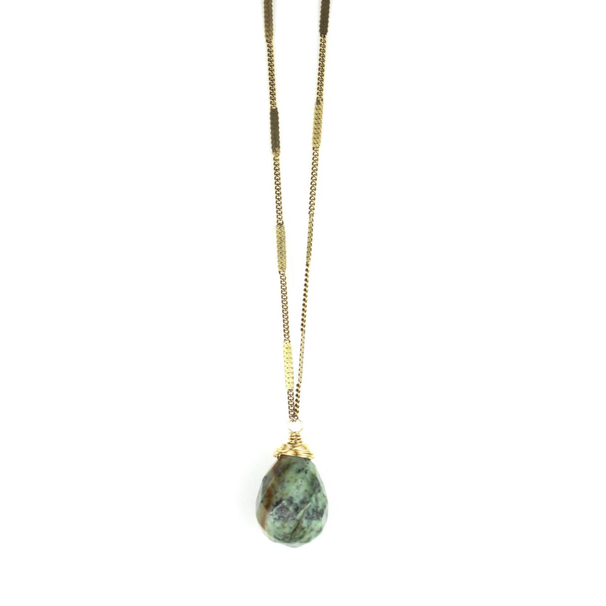 drop-necklace-african-turquoise