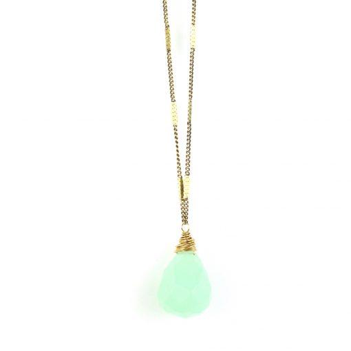drop-necklace-aqua-chalcedony