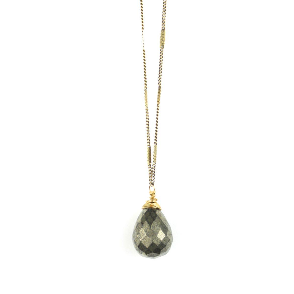 drop-necklace-pyrite