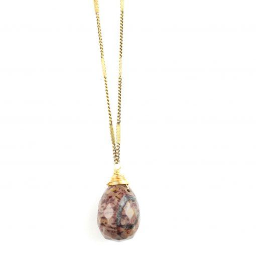 drop-necklace-red-artistic-jasper