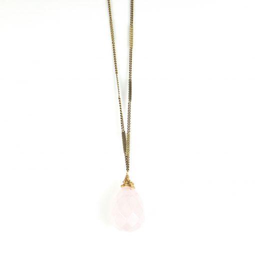 drop-necklace-rose-quartz