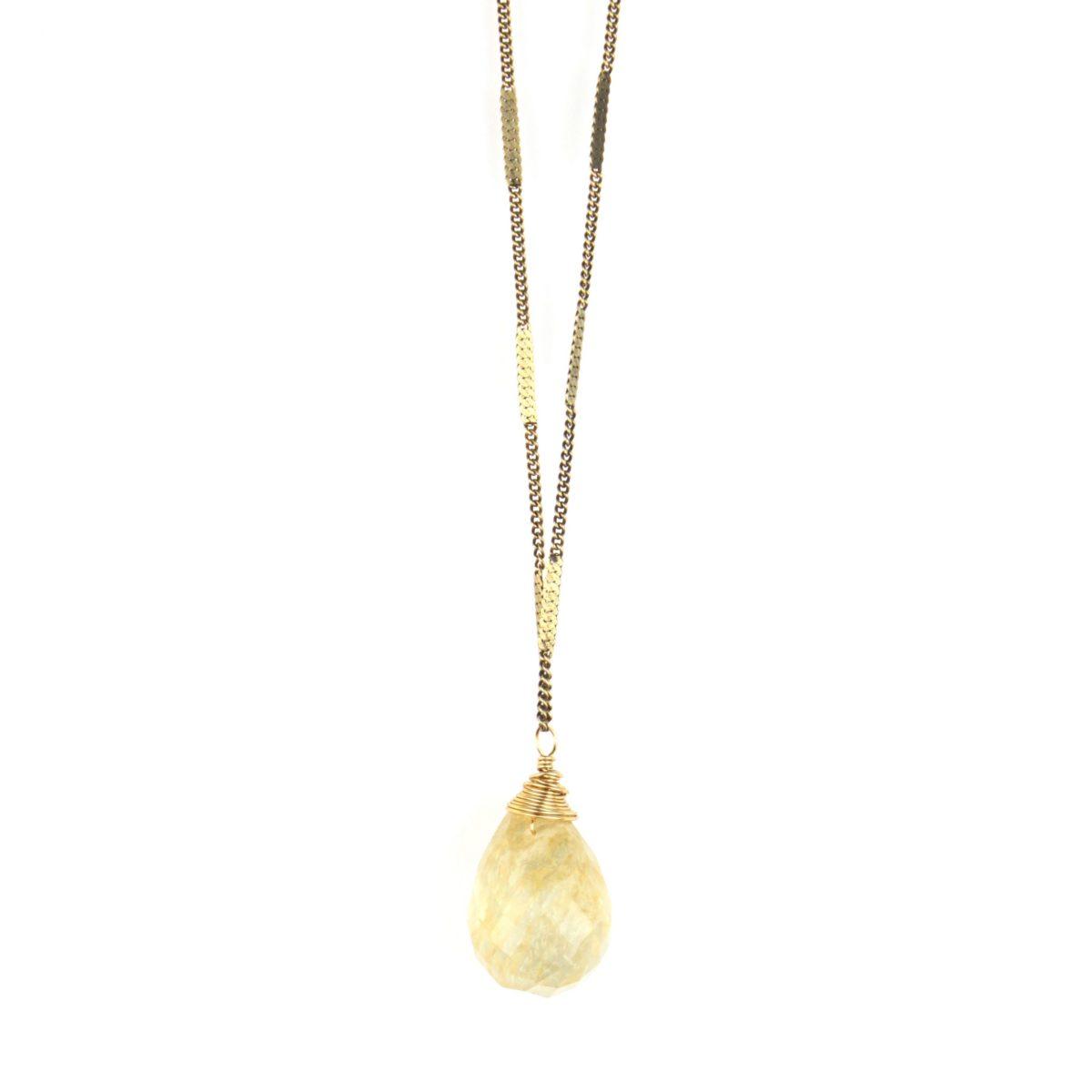 drop-necklace-rutile-quartz