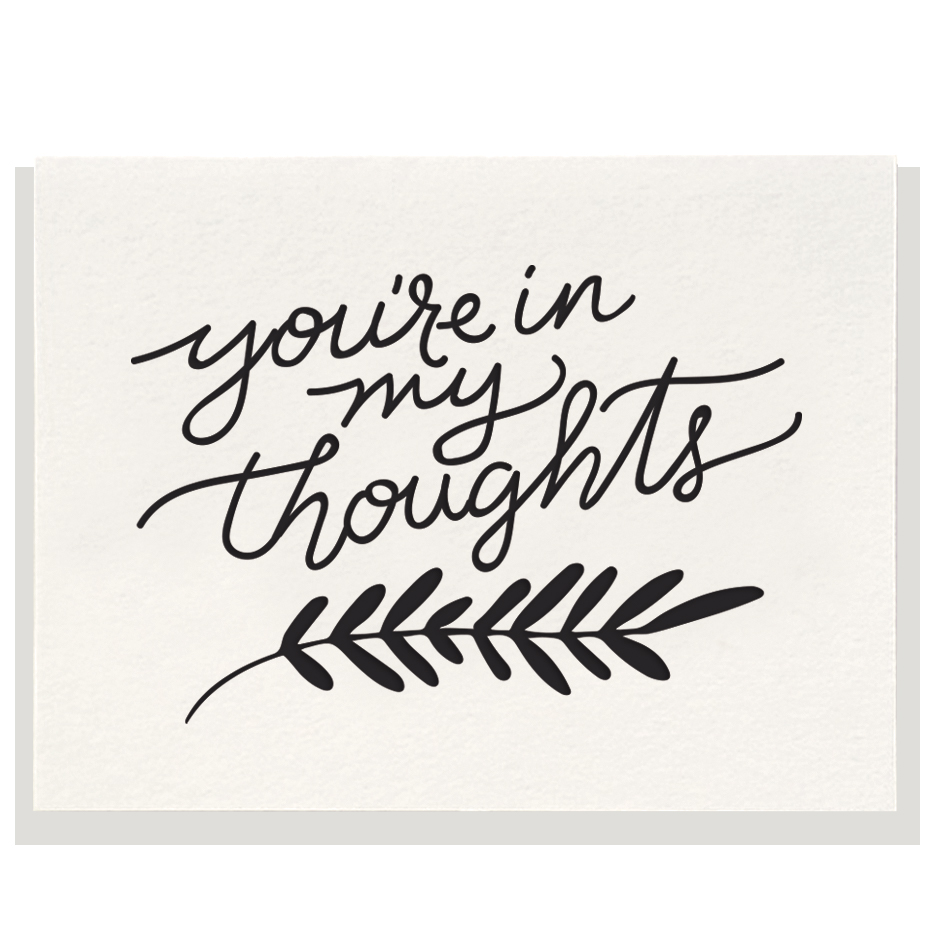 you're-in-my-thoughts