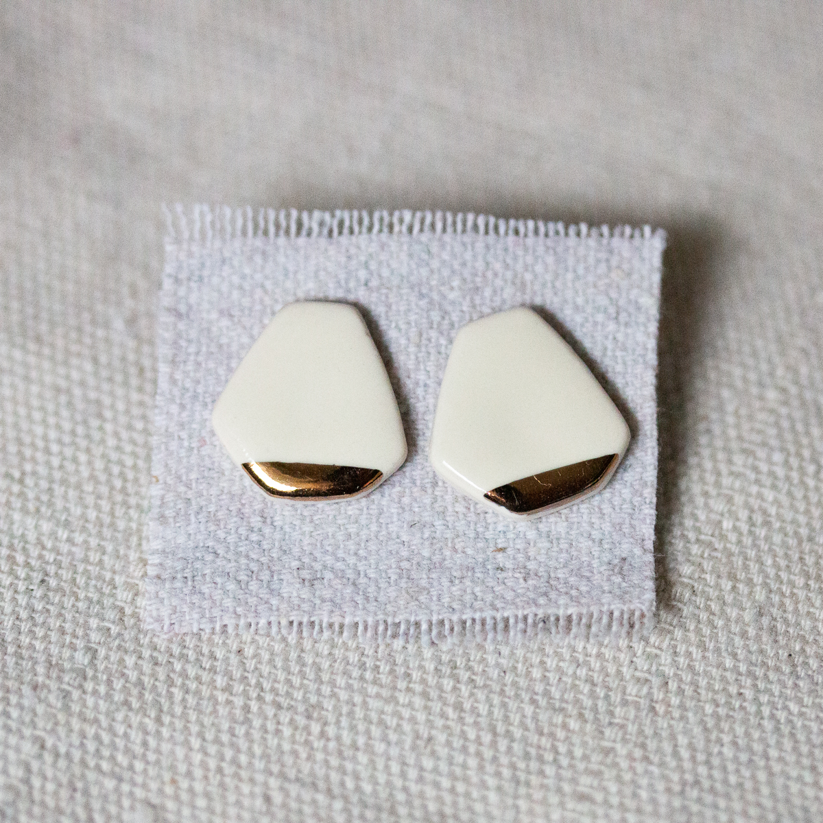geo-stud-earrings
