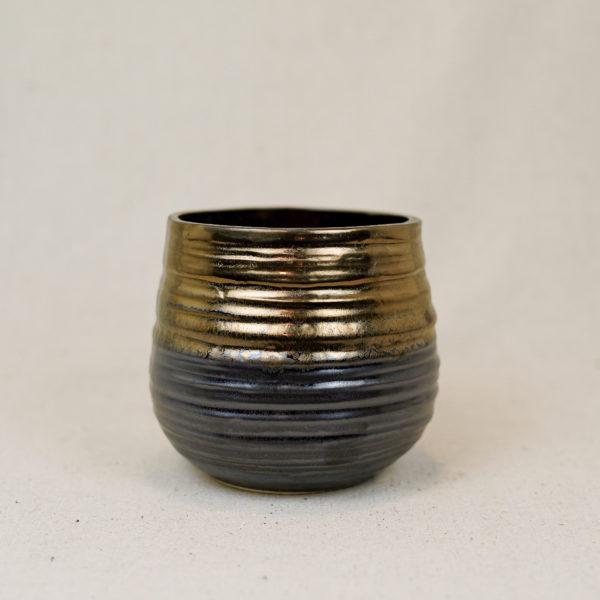 bronze-honey-pot