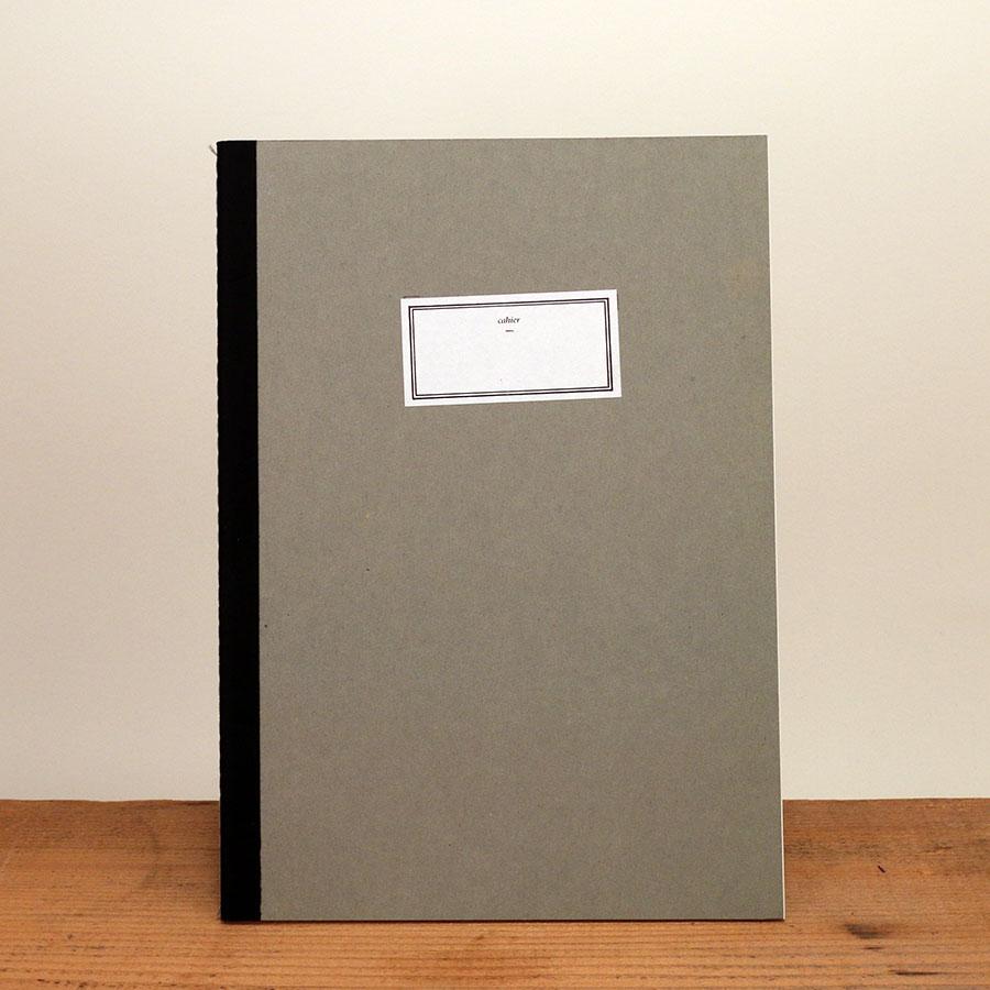 grey notebook  $14
